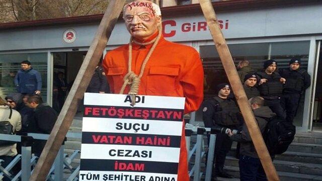 Ömer Halisdemir davası öncesi Gülen'i sallandırdılar