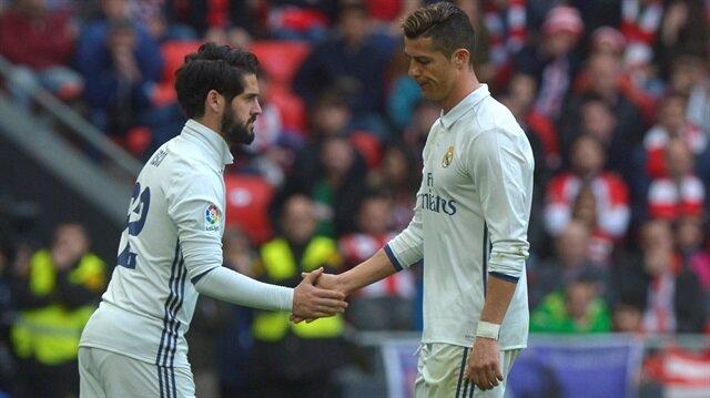 Ronaldo ile Bale arasında soğuk rüzgarlar esiyor
