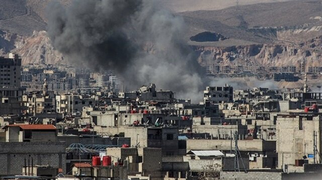 The Syrian government continues to attack civilians and the opposition despite teh nationwide ceasefire.