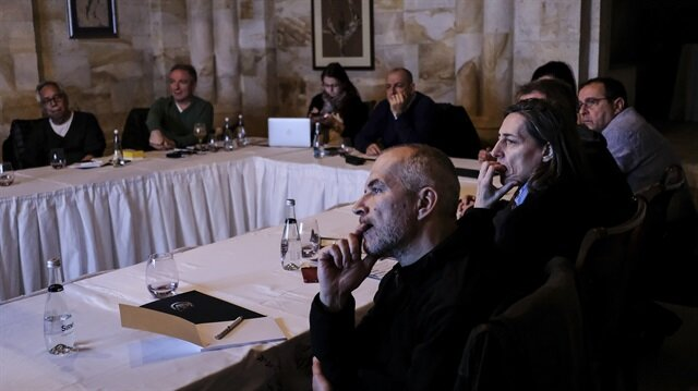"""Istanbul Photo Awards 2017"" jury members gather to evaluate in Cappadocia"
