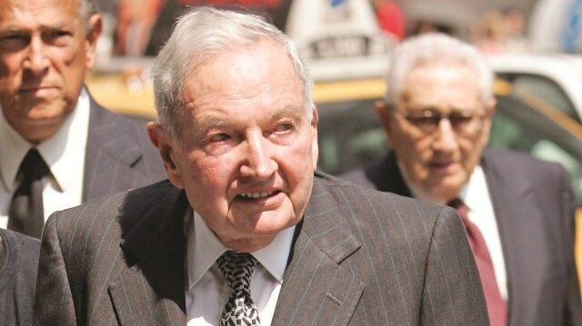 Rockefeller 101 yaşında öldü