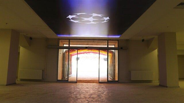 Yeni Arena'nın <br/>kapıları açılıyor