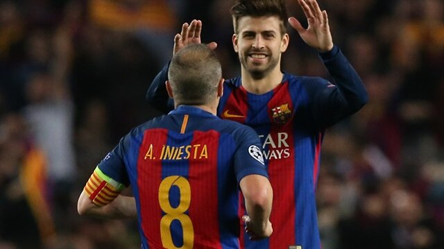 Iniesta'ya<br/>alternatif aranıyor