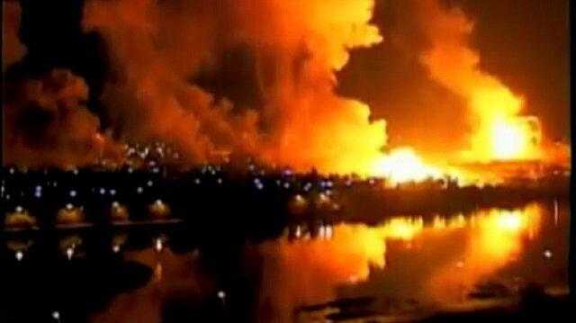 ABD 14 yıl önce bugün, Irak'ı işgale başlamıştı