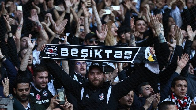 Olympique Lyon-Beşiktaş maçına büyük ilgi