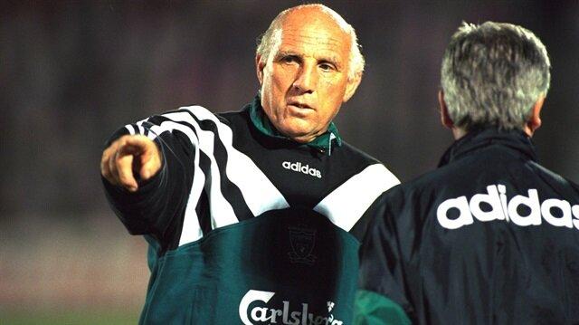 Liverpool great Moran dies, aged 83
