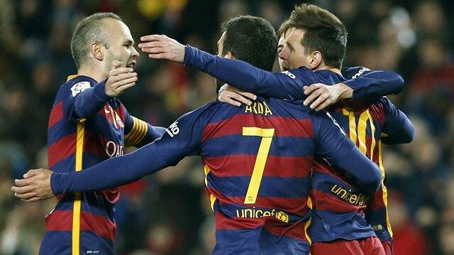 'Messi'ye <br/>kendini hatırlattım'