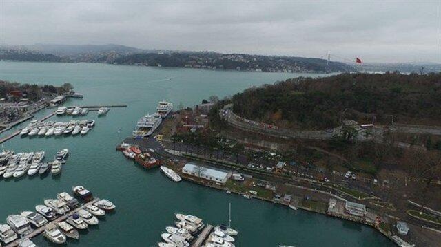 بلدية إسطنبول تطلق خطًا جديدًا لنقل السيارات والركاب بين آسيا وأوروبا
