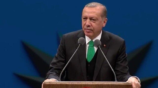 أردوغان:أوروبا شهدت قبل فترة بعض الأحداث التي استهدفت مواطنينا بشكل يتنافى مع الإنسانية، لا يمكن أن نترك أخوتنا في هولندا وألمانيا وحدهم