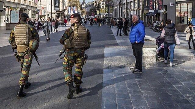 بلجيكا.. توجيه تهمة محاولة تنفيذ