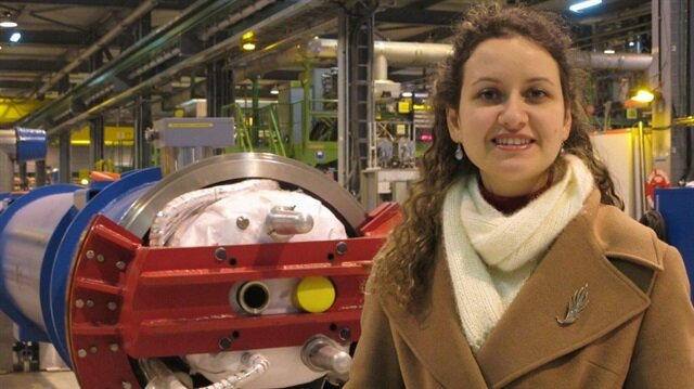 UNESCO honors Turkish scientist as 'rising talent'
