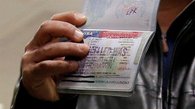 ABD'den vizeye sıkı güvenlik önlemleri