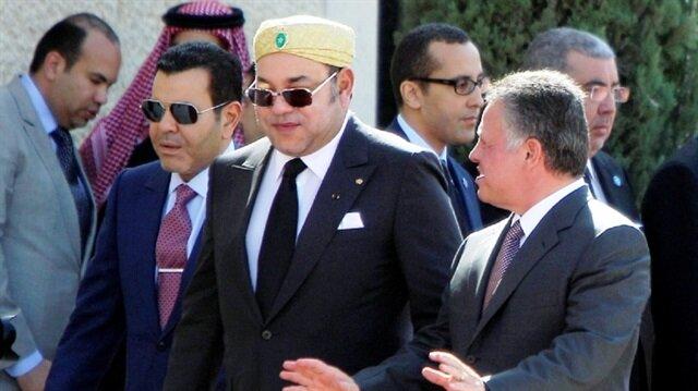 المغرب والأردن ترغبان في تطوير العلاقات والتعاون المشترك