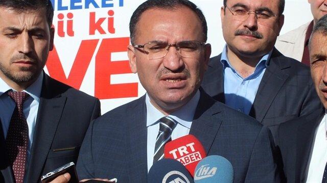 Bakan Bozdağ'dan Daily Sabah tepkisi: AP çirkin yüzünü gösterdi