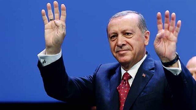 أردوغان: أشياء جميلة تمرّ بخاطري