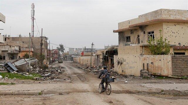 DAEŞ Teröristleri Türkmen Köyünü Bastı