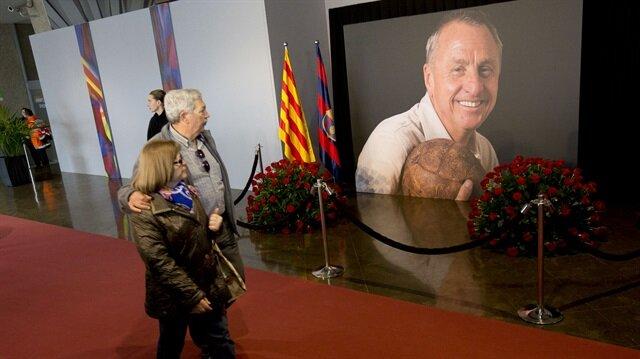 Barcelona Cruyff'un adını yaşatacak