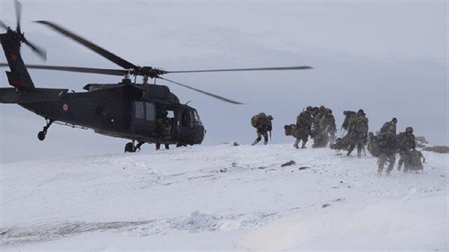 الجيش التركي يعلن تحييد 26 إرهابيًا جنوب شرقي البلاد وشمالي العراق