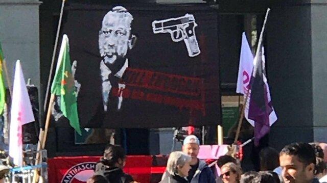 İsviçre, Erdoğan'ın başına silah dayattırdı!