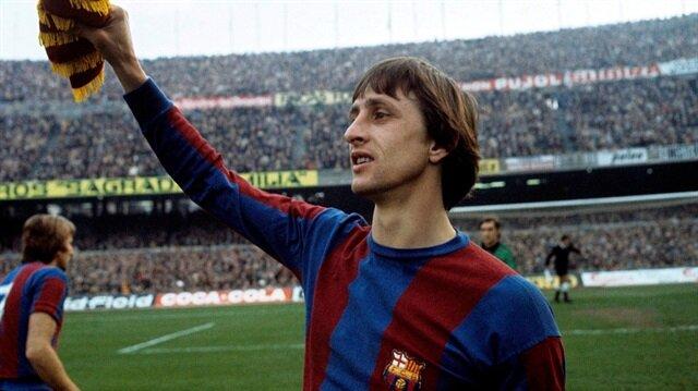 Barcelona'dan<br/>Cruyff'a vefa