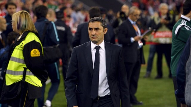 Barcelona'dan 'Valverde' yalanlaması