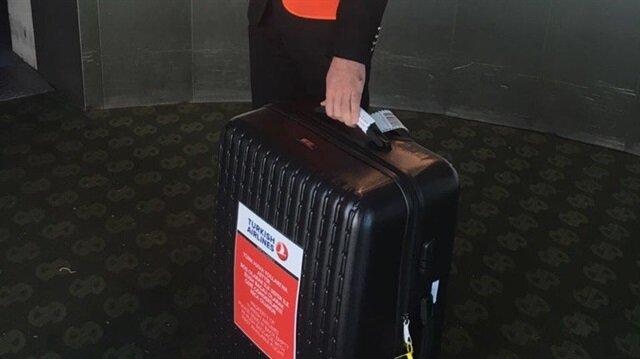 THY yasağa karşı özel valiz hazırladı