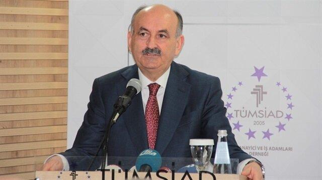 'Kıdem tazminatı düzenlemesi 2 ayda Meclis'e gelecek'