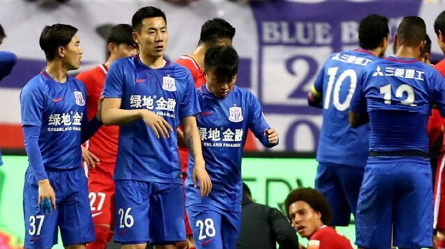 Çinli oyuncu altı ay men edildi