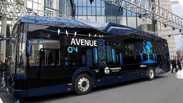 إسطنبول تستعد لإدراج حافلات كهربائية ضمن وسائل النقل العامة