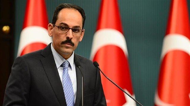 الرئاسة التركية تدعو سويسرا إلى التخلي عن دعم الإرهاب