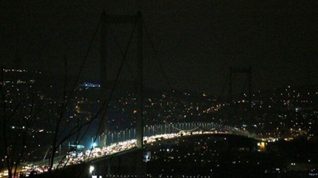 تركيا تطفئ أنوار أبرز معالمها في إطار مشاركتها بـ