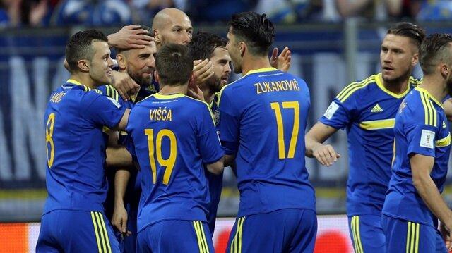 Bosna Hersek'ten Süper Lig işi gol