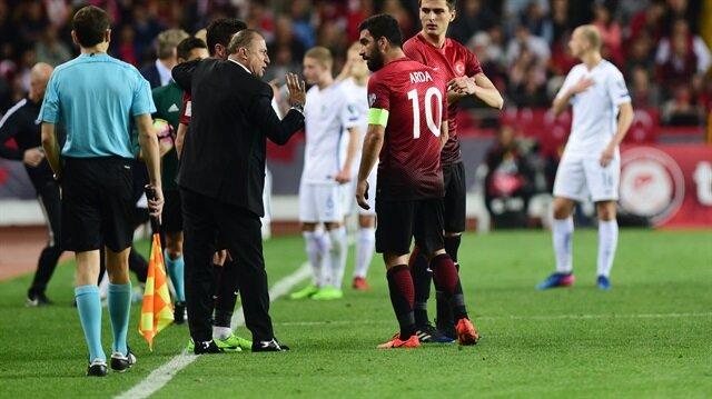Moldova maçında yok