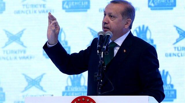 Cumhurbaşkanı Erdoğan: Destan yazacaksınız