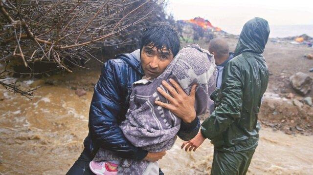 3 milyon mülteci Avrupa'ya gidecek