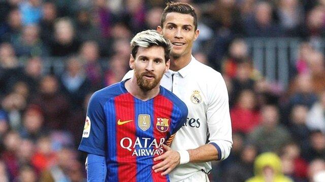 Ronaldo Messi'ye <br/>bu kez fark attı