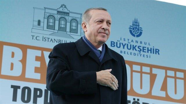 Cumhurbaşkanı Erdoğan: Her yeriniz silah olsa ne yazar