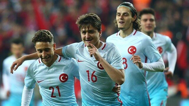 Türkiye-Moldova: 3-1