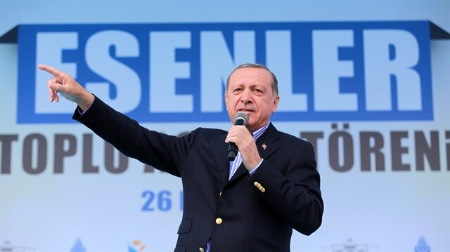Erdoğan criticizes Swiss government over PKK rally