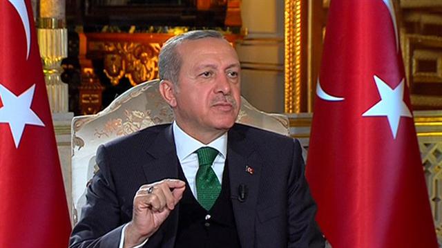 Cumhurbaşkanı Erdoğan:  Alınan kararı hafif buluyorum