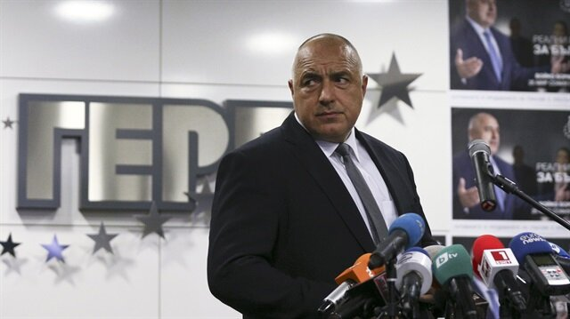 Boyko's GERB leads in Bulgaria's general elections