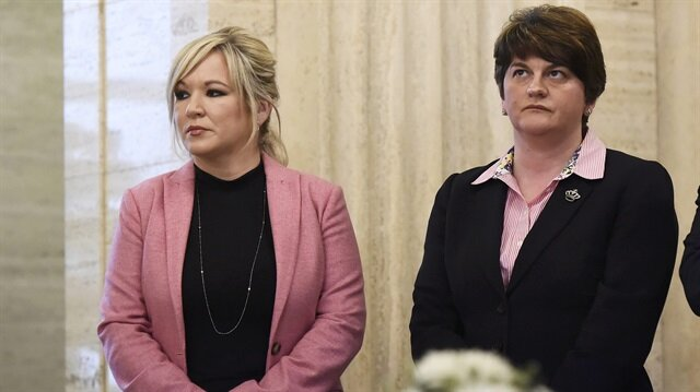 N Ireland power-sharing government talks collapse