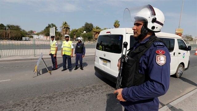 Bahrain says dismantled Iran-linked 'terrorist cell'