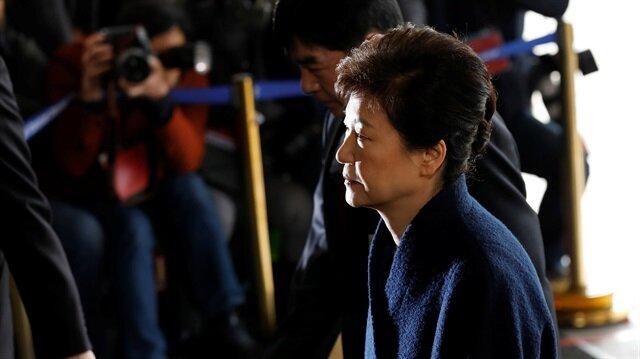 S.Korean prosecutors move to arrest ex-President Park