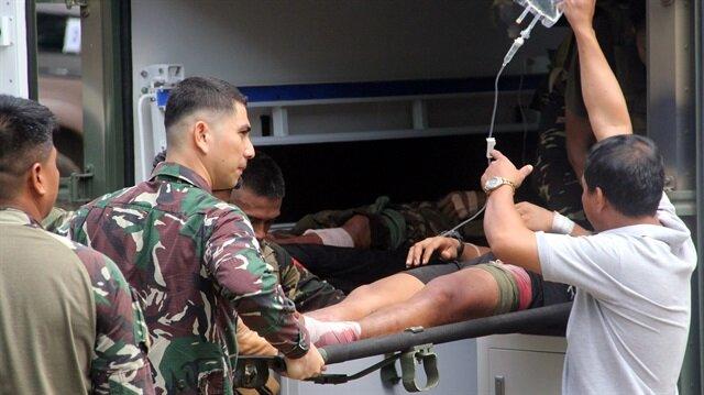Philippines: Suspect in fatal Sulu grenade attack dies