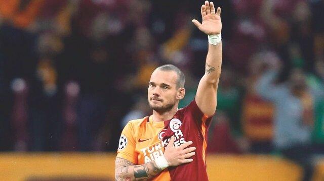 Sneijder ayrılıyor