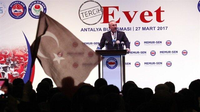 Western media biased on Turkey's referendum: FM