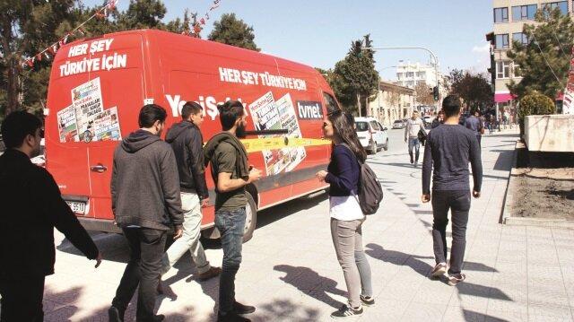 Burdur'un gençleri 16 Nisan'ı bekliyor