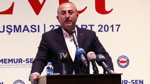 FM Çavuşoğlu: Turkey powerful despite hardships and interference