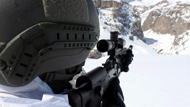 12 PKK terrorists killed in southeast Turkey